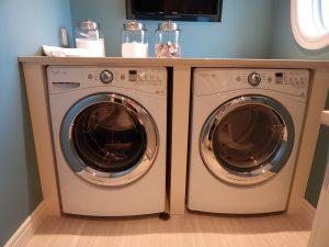 Having a functioning washing machine saves you time